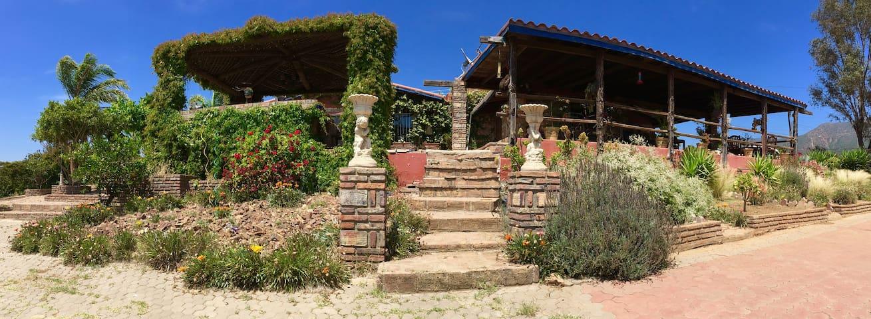 Rancho Las Estrellas  Valle de Guadalupe