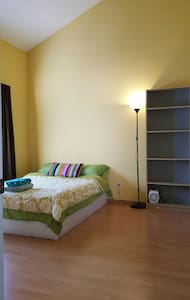 All Furnished Private Room (Yellow) - Gardena - Casa