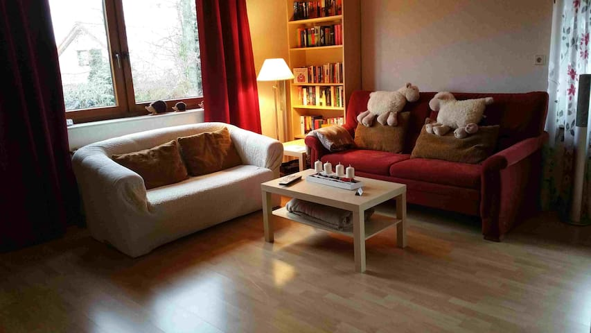 Apartment with optional second bedroom, Gütersloh - Gütersloh - Departamento
