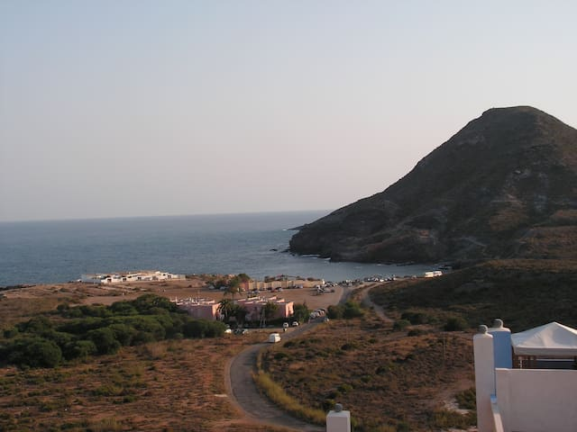 Beach Apartment in Spain Cala Reona Cabo de Palos - Cabo de Palos - Apartament