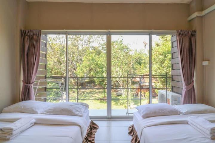 Two bedroom at Lakeland Homestay