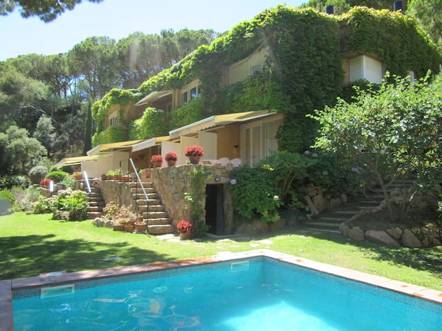 Rincón paradisíaco en 1ª linea de la Costa Brava - Sant Feliu de Guíxols - Apartment