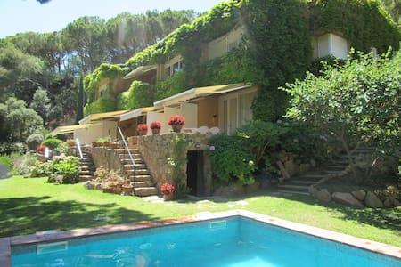 Rincón paradisíaco en 1ª linea de la Costa Brava - Sant Feliu de Guíxols