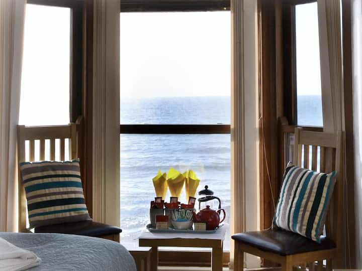 Family Ensuite Sea View - Cardigan Bay Guest House