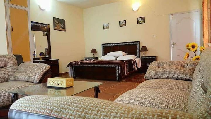 Hill top guest house