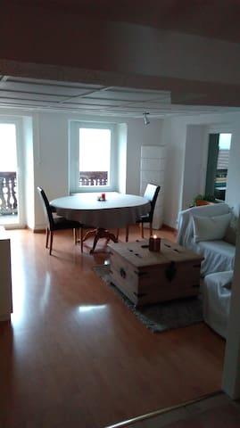 Appartement de vacances - Ayent - Bungalo