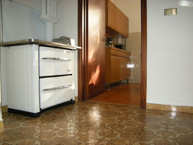 3 Bed Apartment Albareto - Case Mirani - Lakás