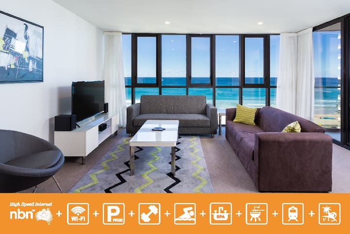 180 Degree Ocean View one bedroom Apartment RDU0Y