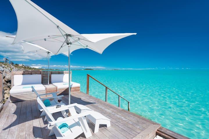 Wymara Luxury Oceanfront 4 Bedroom Villa + Den