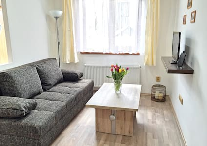 Beautiful, quiet apartment in the Böhm.Switzerland - Bynovec