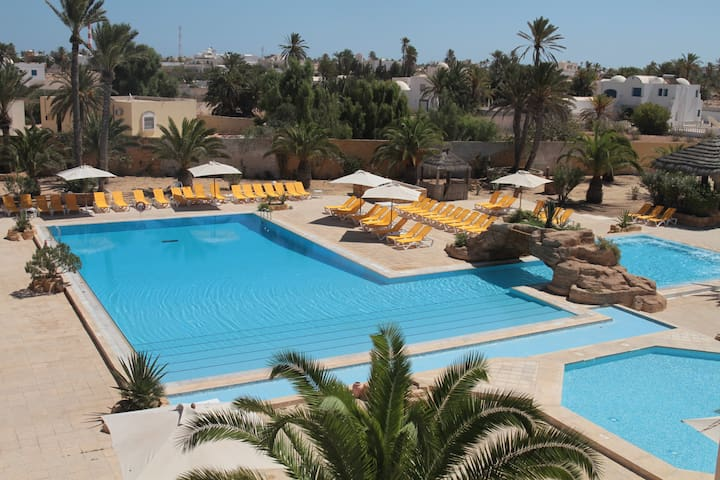 Dar El Manara Djerba Hotel & Aparts