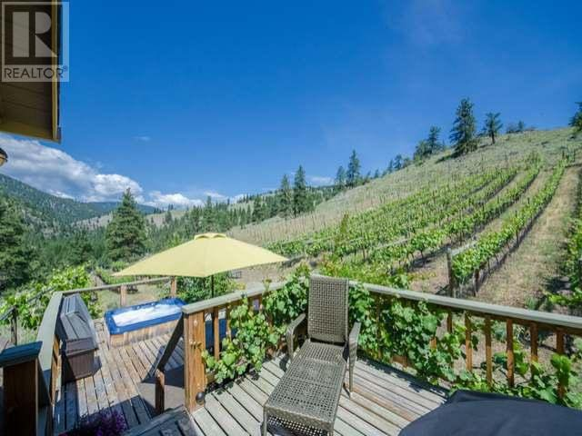 Grape Escape Guest House - Summerland - Chatka