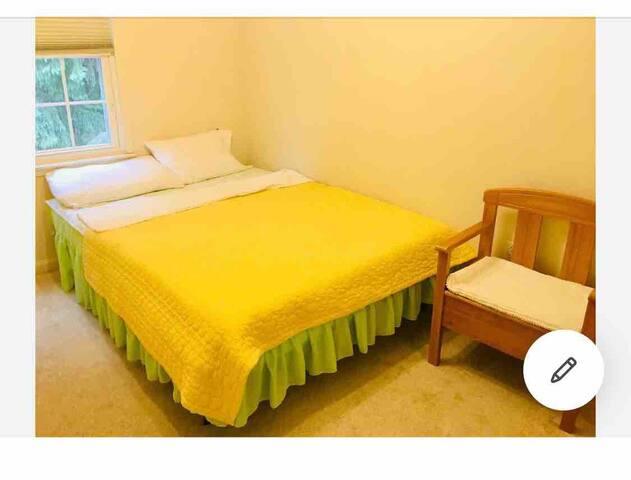 Sunny private room!