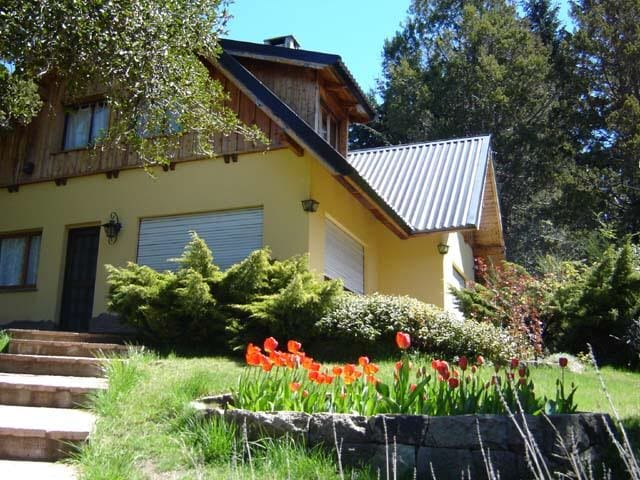 Casa en Bariloche, zona residencial