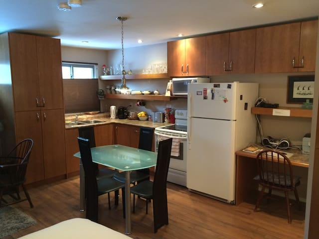 Studio Apt. in Osborne Village - Winnipeg