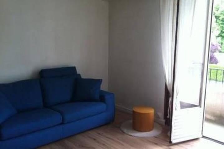 Studio confortable et accueil chaleureux - Reims - Lägenhet