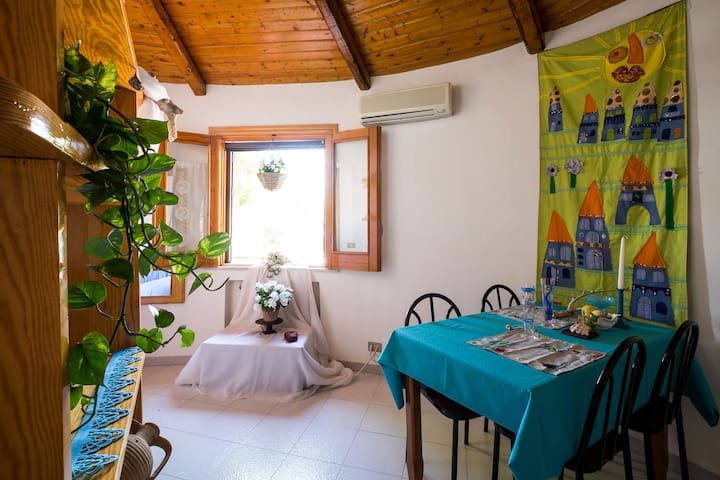Residence Mer et Soleil - Bungalow - Bagheria - Appartement