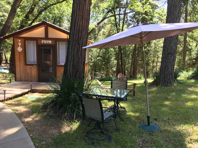 Glamping in Style @ Cannon Ball Run Ranch