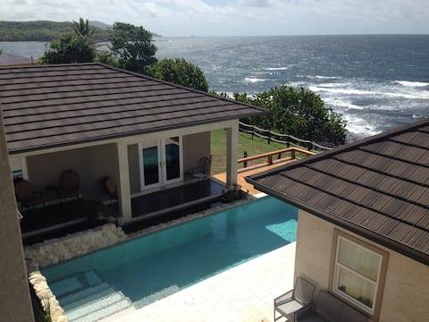 Sea Esta, Bacolet Scarborough Tobago, Seaside unit
