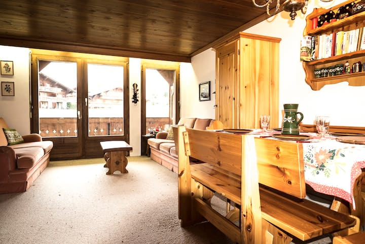 Gstaad - private 30sq.m apartment in luxury hotel