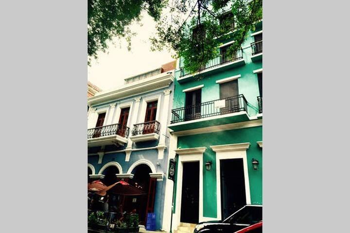 Plaza Colon Old San Juan - San Juan - Apartament
