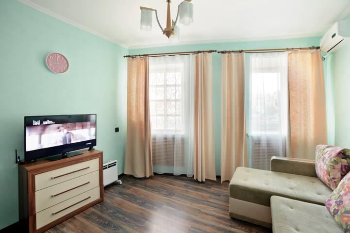 Апартаменты на Фокина 19 - Vladivostok - Apartment