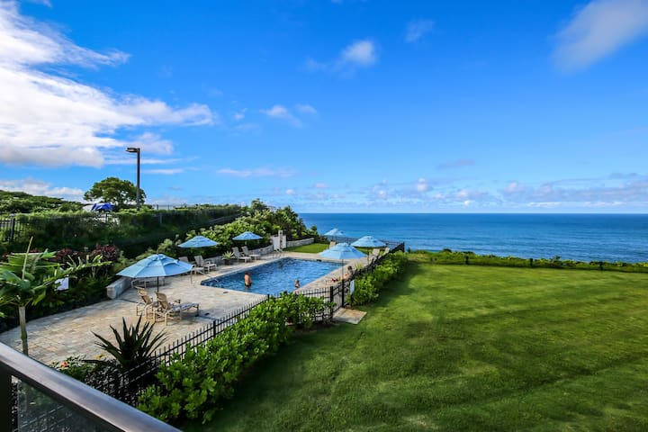 Premier 2BR Ocean Bluff Condo With Sunset Views