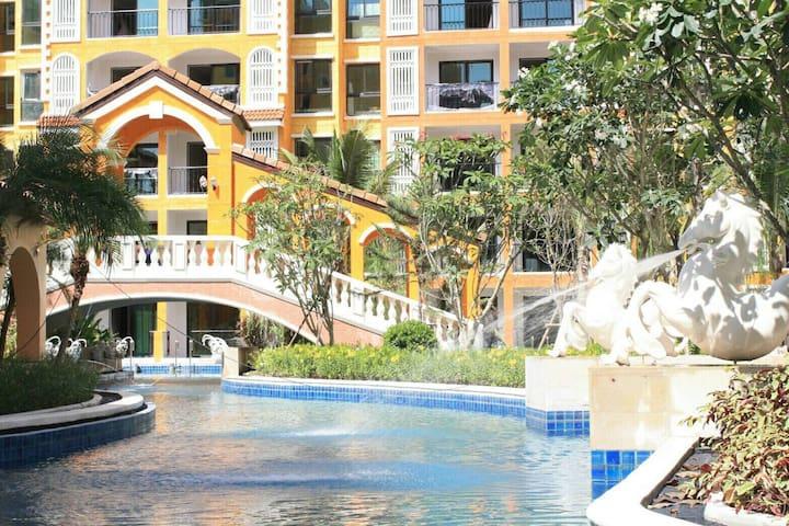 Pattaya Venetian Condo Resort : C209