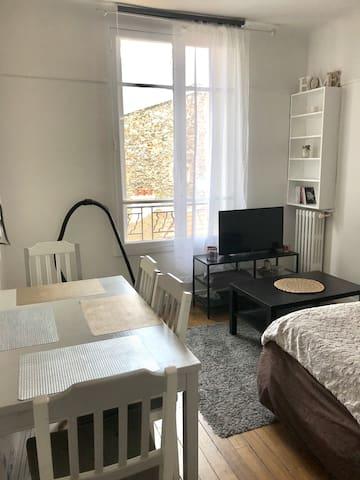 Appartement calme et cosy Quartier Beaugrenelle