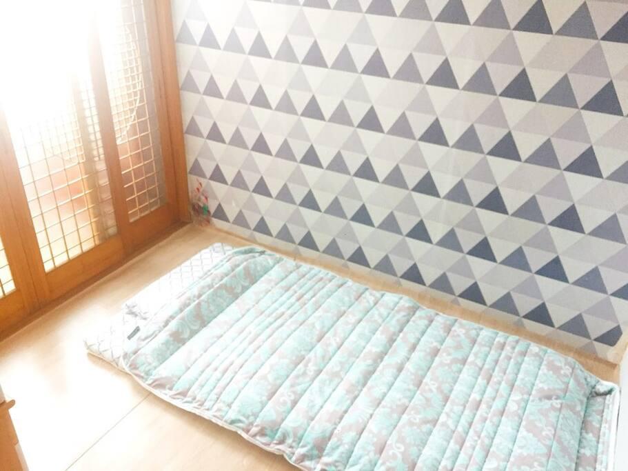 방2 - 라택스 싱글침대