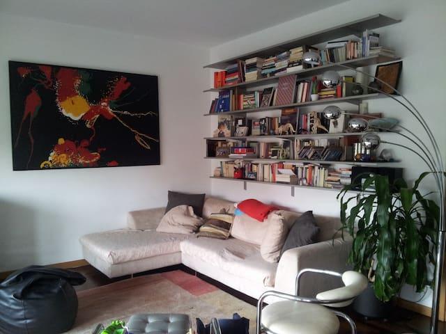 Large apartment with terrace - Brescia - Apartment