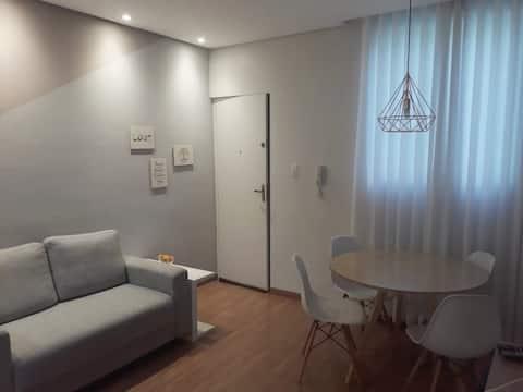 Apartamento completo na região da pampulha