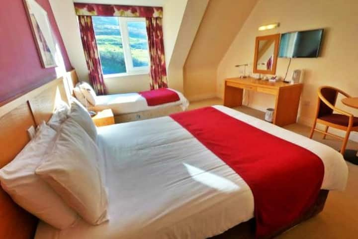 The most westerly hotel in Europe - Double Room