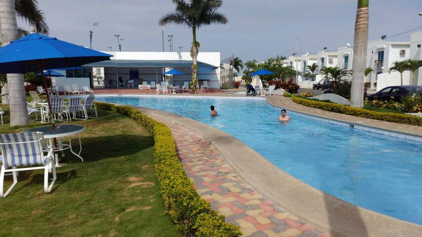 Beautiful house near to the Beach in Salinas - Guayaquil - Dům