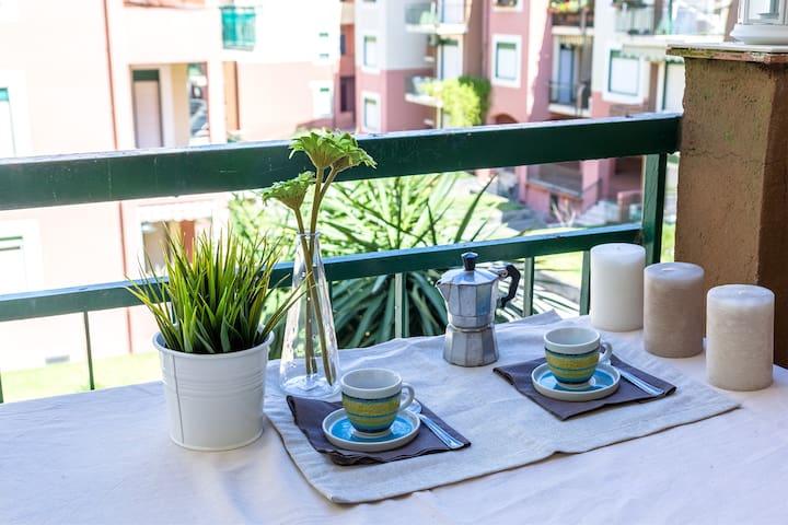 Taormina Giardini O24 Les Roches Roires - Giardini Naxos - Apartment