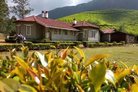 Lockhart Tea Bungalow Munnar - Munnar