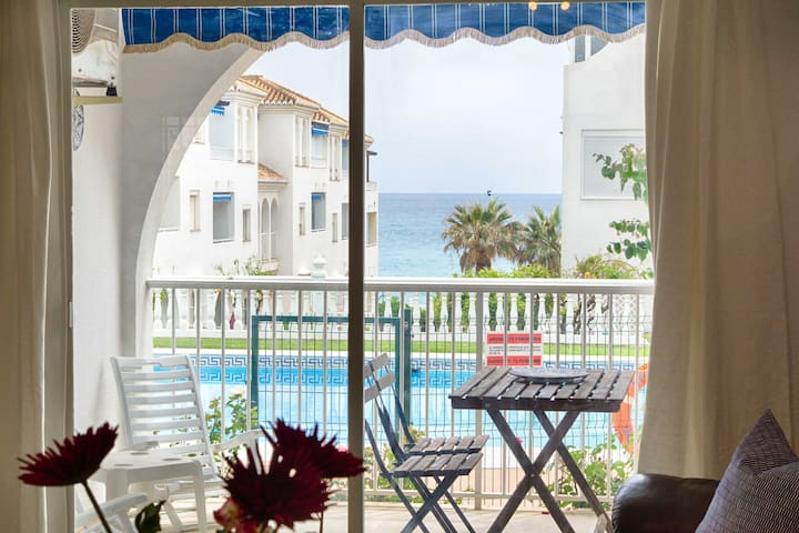 Beautifull apartment close to the Beach in Nerja