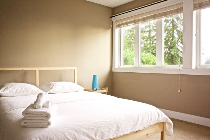 YOUR BRAND-NEW HOME . . . ROOM 2 - North Vancouver - House