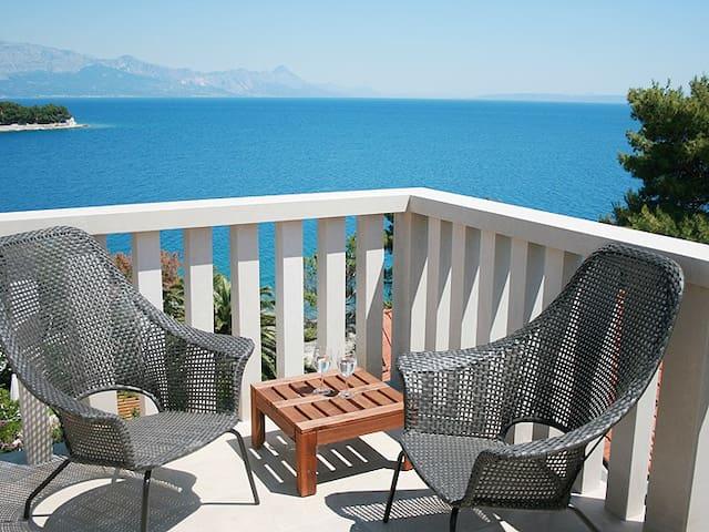 Villa Panorama Oasis - Supetar - Apartment