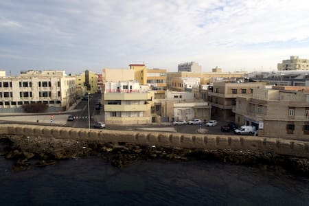 B&B Mareggiata - camera di PONENTE - Galípoli