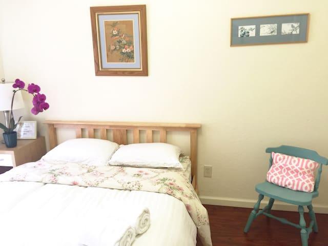 Comfy room really clean house#B - Marina - Haus