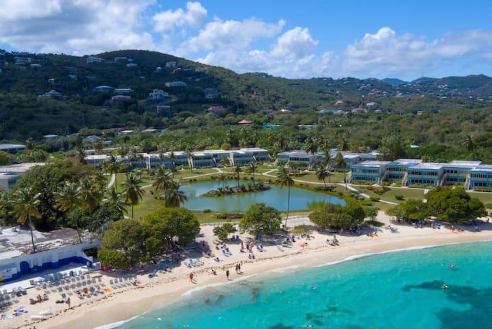 Crystal Cove Resort on Sapphire Beach