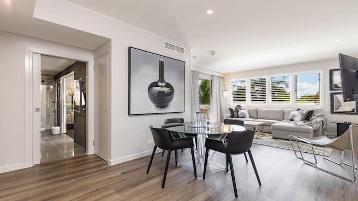 Sleek, modern and comfortable on Hastings Street