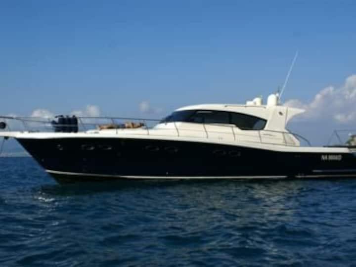 Motor yacht Gagliotta 52