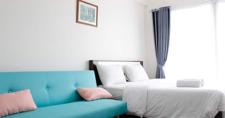 Convenient Studio @ Galeri Ciumbuleuit 3 Apartment