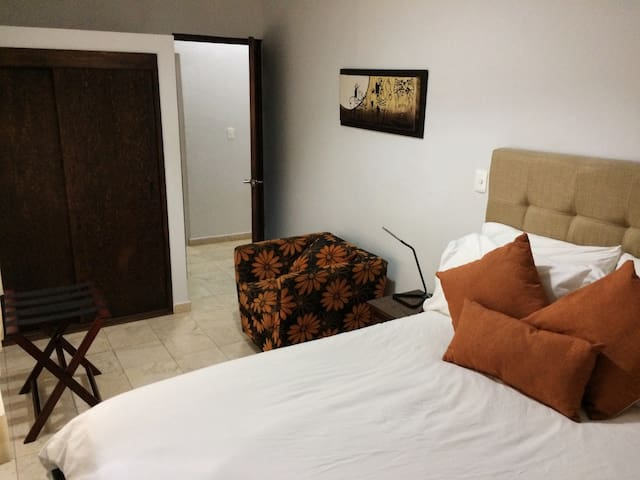 2br fully furnished in downtown's historic core - Guanajuato - Apartemen