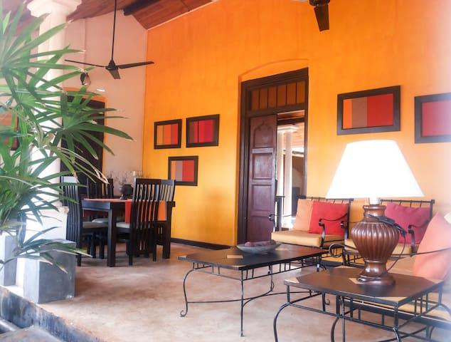 THE MARGOSA VILLA - Jaffna - Inap sarapan