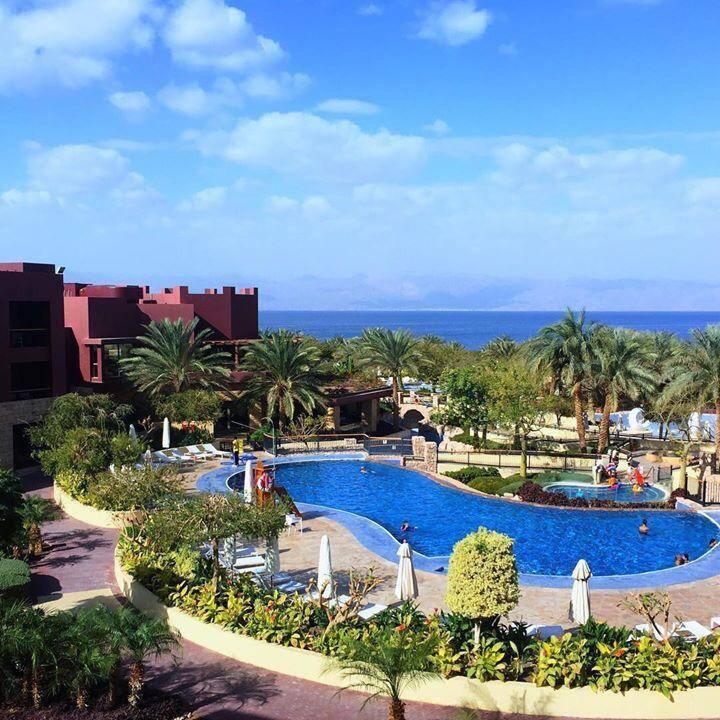 Marina Sea View Apartment, Tala Bay Resort, Aqaba