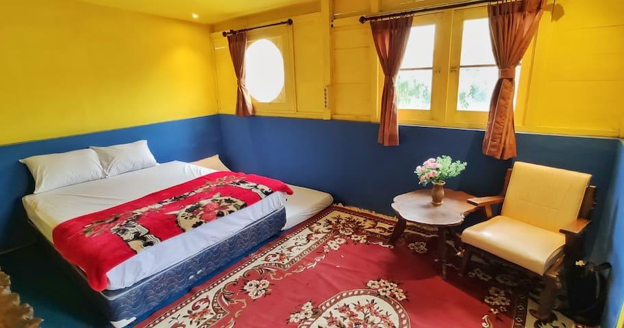 The Cabin Bungalow Room Sadewa