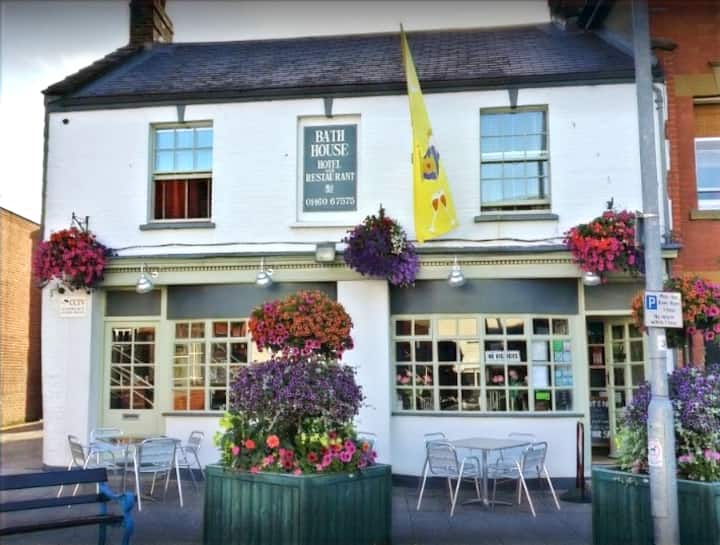 Bath House, Prettiest Award-Winning Small Hotel